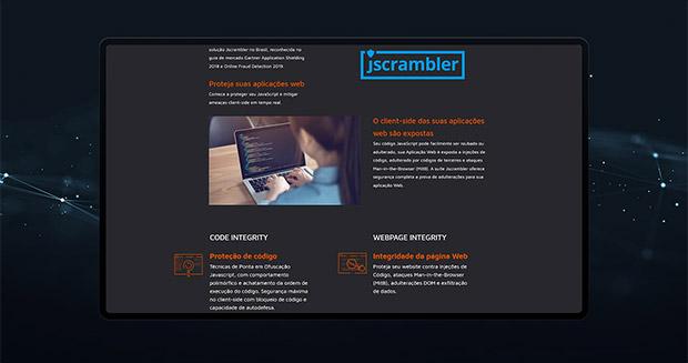 Site Berghem - jscrambler