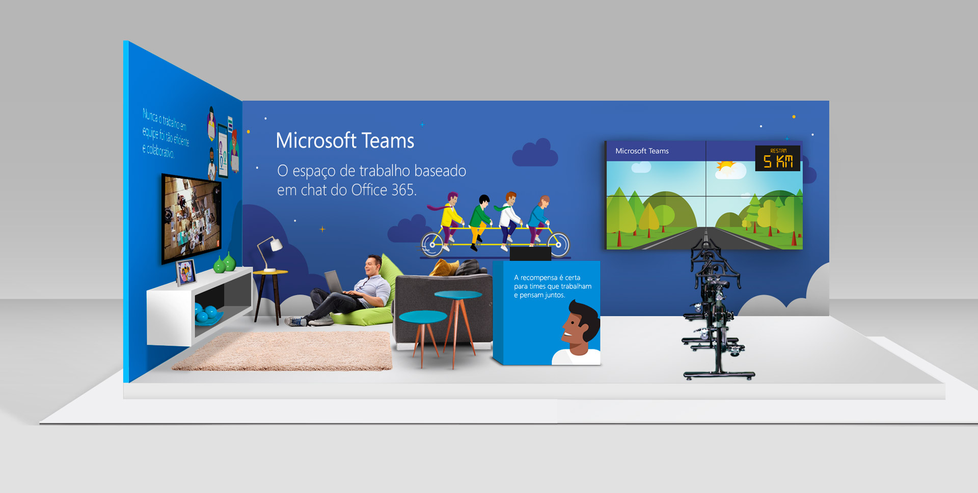 Stand Microsoft Teams
