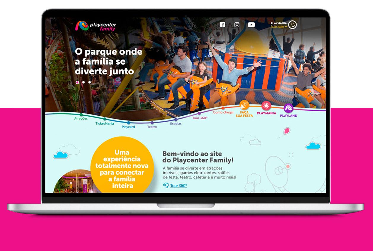 Mockup Playcenter FamilyMobile