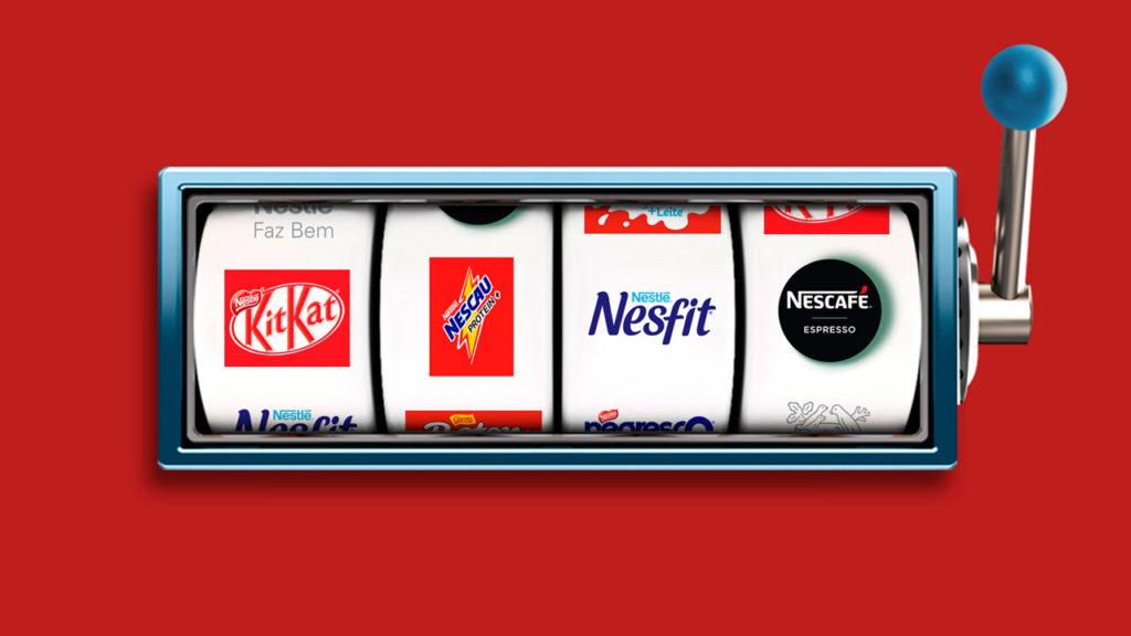 Sorteio de Brindes Case Nestlé