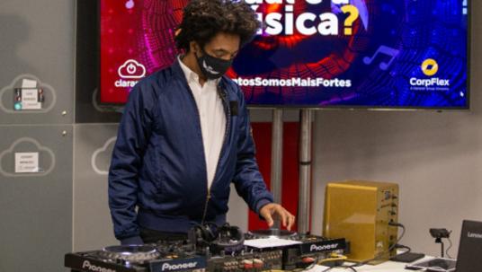 DJ para evento Next