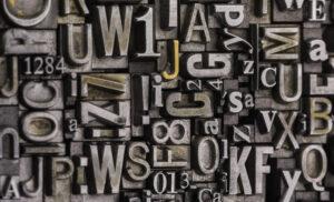 Tipografia no desenvolvimento de sites